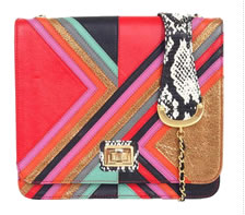 Angel Jackson Graphic Satchel